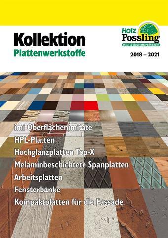 Holz Possling Prospekt (bis einschl. 30-09)