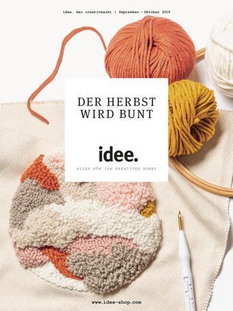 Idee Creativmarkt Prospekt (bis einschl. 31-10)