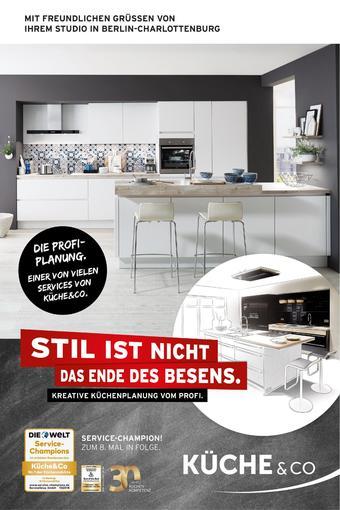 Küche & Co Prospekt (bis einschl. 31-07)