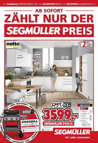 Segmüller Prospekt (bis einschl. 03-06)