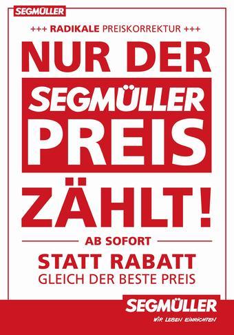Segmüller Prospekt (bis einschl. 05-06)