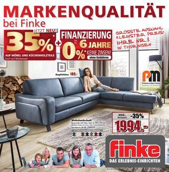 Finke Prospekt (bis einschl. 22-09)