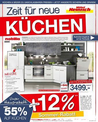 Möbel Heinrich Prospekt (bis einschl. 08-07)