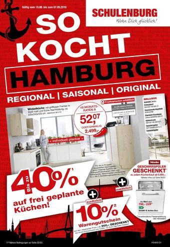 Möbel Schulenburg Prospekt (bis einschl. 07-09)