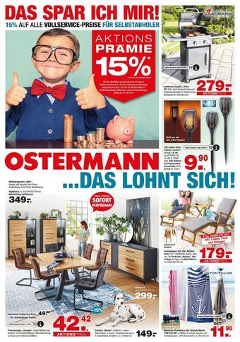 Ostermann Prospekt (bis einschl. 21-05)