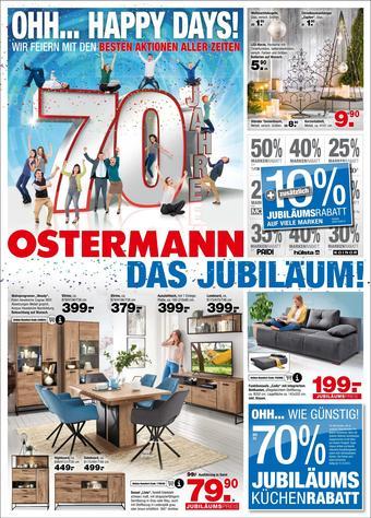 Ostermann Prospekt (bis einschl. 15-12)
