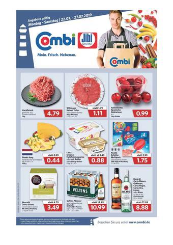Jibi Markt Prospekt (bis einschl. 27-07)