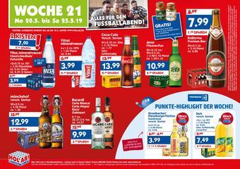 Hol'ab Getränkemarkt Prospekt (bis einschl. 25-05)