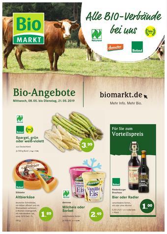 Aleco Biomarkt Prospekt (bis einschl. 21-05)