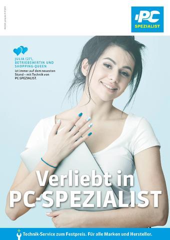 PC Spezialist Prospekt (bis einschl. 31-07)