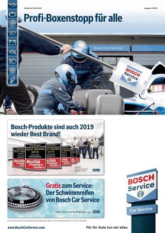 Bosch Car Service Prospekt (bis einschl. 29-06)