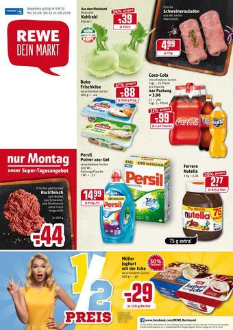 sky Supermarkt Prospekt (bis einschl. 31-08)