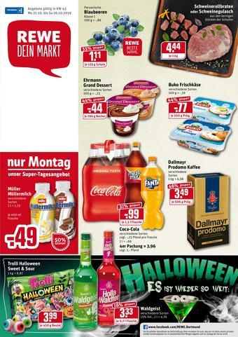 sky Supermarkt Prospekt (bis einschl. 26-10)