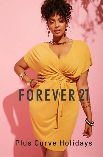 Forever 21 Prospekt (bis einschl. 22-07)