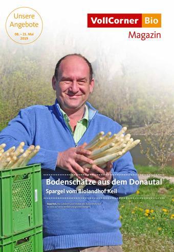 VollCorner Biomarkt Prospekt (bis einschl. 21-05)