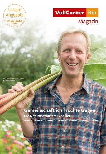 VollCorner Biomarkt Prospekt (bis einschl. 02-07)