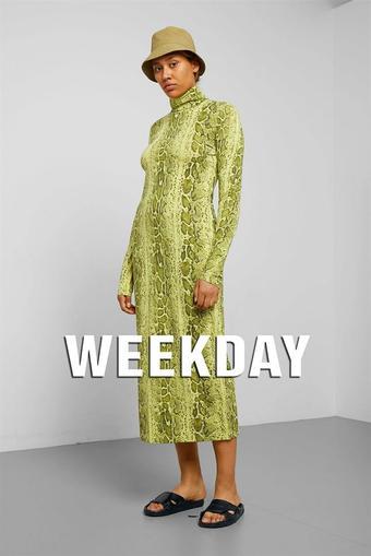 Weekday Prospekt (bis einschl. 30-09)
