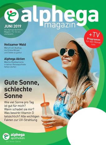Alphega Apotheken Prospekt (bis einschl. 30-06)