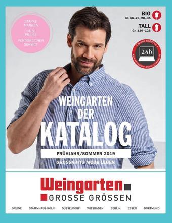 Weingarten Prospekt (bis einschl. 30-06)