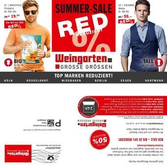 Weingarten Prospekt (bis einschl. 30-08)