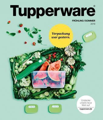 Tupperware Prospekt (bis einschl. 31-08)