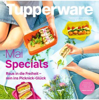 Tupperware Prospekt (bis einschl. 02-06)