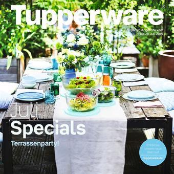 Tupperware Prospekt (bis einschl. 04-08)