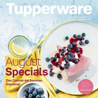 Tupperware Prospekt (bis einschl. 01-09)