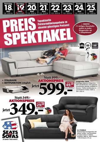 Seats and Sofas Prospekt (bis einschl. 25-05)