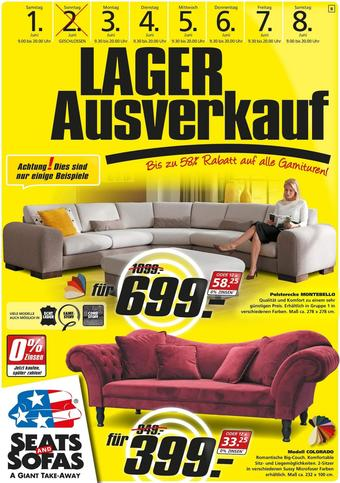 Seats And Sofas Prospekt Alle Angebote Aus Den Neuen Seats And