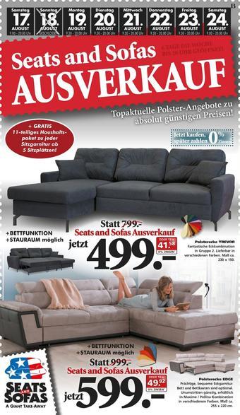 Seats and Sofas Prospekt (bis einschl. 24-08)