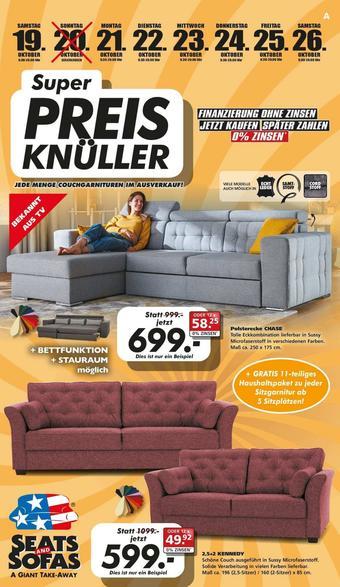 Seats and Sofas Prospekt (bis einschl. 26-10)