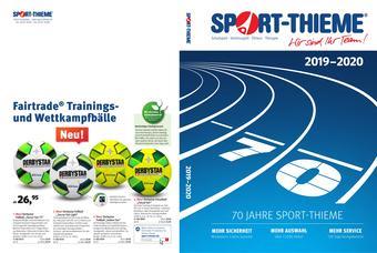 Sport Thieme Prospekt (bis einschl. 31-07)