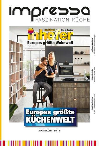 Möbel Inhofer Prospekt - Alle Angebote aus den neuen Möbel ...