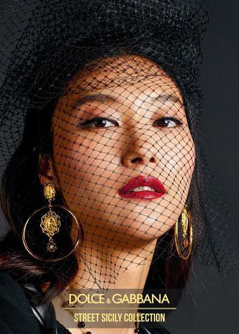 Dolce & Gabbana Prospekt (bis einschl. 21-07)