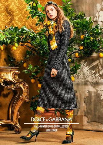 Dolce & Gabbana Prospekt (bis einschl. 26-12)