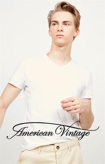 American Vintage Prospekt (bis einschl. 05-08)
