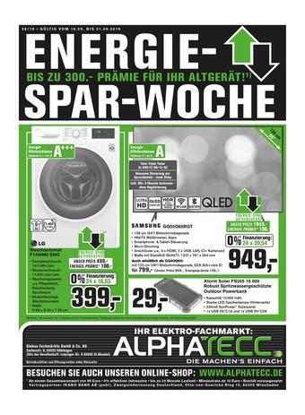 Alphatecc Prospekt (bis einschl. 21-09)