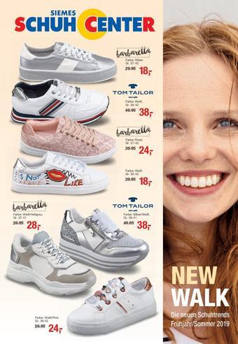 Schuhcenter Prospekt (bis einschl. 31-07)