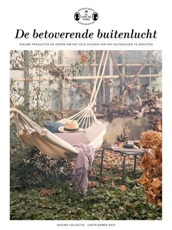 SØSTRENE GRENE reclame folder (geldig t/m 31-07)
