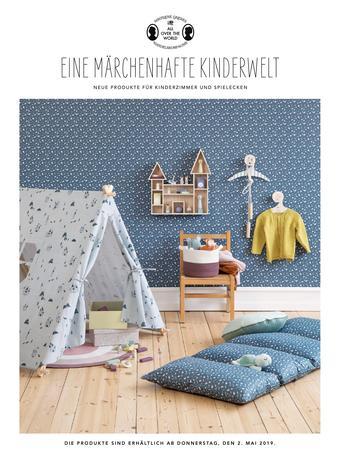 SØSTRENE GRENE Werbeflugblatt (bis einschl. 02-06)