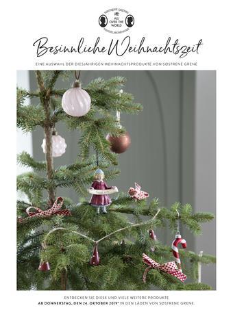 SØSTRENE GRENE Werbeflugblatt (bis einschl. 31-12)