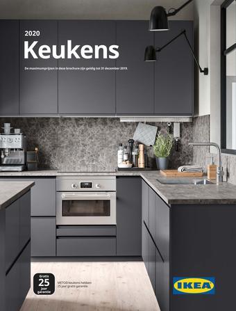 IKEA reclame folder (geldig t/m 31-01)