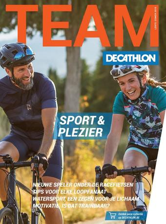 Decathlon reclame folder (geldig t/m 22-09)