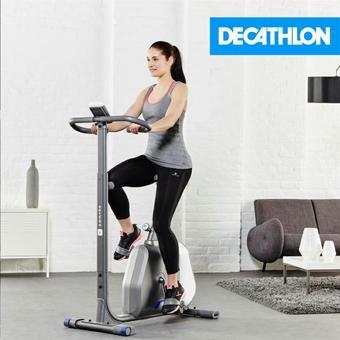 Decathlon reclame folder (geldig t/m 30-09)