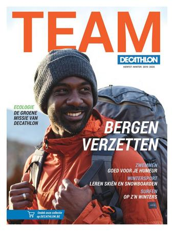 Decathlon reclame folder (geldig t/m 29-02)