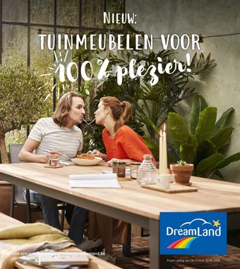 Dreamland reclame folder (geldig t/m 30-06)