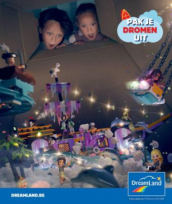 Dreamland reclame folder (geldig t/m 06-12)