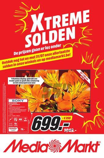 Media Markt reclame folder (geldig t/m 31-07)