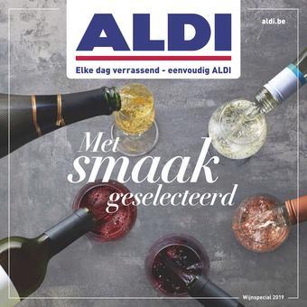 ALDI reclame folder (geldig t/m 27-10)